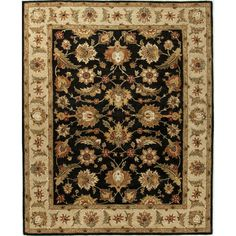 Traditional Wool Area Rugs