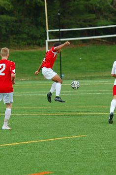Team America 96 (2014 OBGC Capital Cup, U18/U19 Premiere) vs ABGC United (August 30, 2014) -- Kyle Petitt #7, Noah Morgan #2 (TAFC96 Soccer)