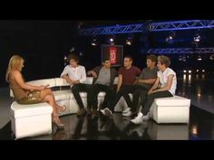 A 21 minute long interview/look back. CRYING.