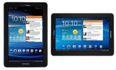 Samsung Galaxy Tab 7.7: Give me this over the ipad any day