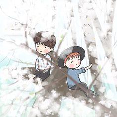 YOONMIN!! So cute.