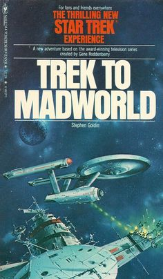 Star Trek: Trek To Madworld    pub. 01/1979