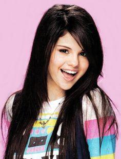 selena gomez straight hair   selena gomez hair style long hair and straight Selena Gomez 2012 Long ...