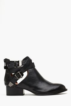 Everly Cutout Boot. I very rarely lust after shoes, but I want this soooo bad.
