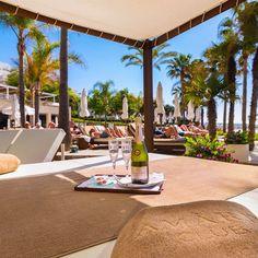 My life wouldn't be the same without this Bali Bed  #WhatAFeeling #AmareHotel #AmareMarbella #AmareSpirit #AmareLounge #AmarePool #AmareBeach #marbellahotel #hotel #balibed #champagne #hotellife #lifestyle #marbella #marbellalife #hotelview #palmtrees #magic #mediterraneo