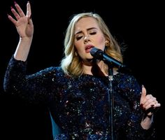 """During a gig at the Arena di Verona in Verona, Italy, Sunday night, the songstress shut down a concert-goer for filming the show. """"I want to tell that lady as well, can you stop filming me with a video camera?"""" Adele said in between songs from the stage. Adele New Album, Adele Albums, Adele Photos, Album Photos, Adele Concert, Adele Adkins, Los Grammy, Women In Music, Entertainment Tonight"""