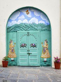 Entrance Doors, Doorway, Front Doors, Arched Windows, Windows And Doors, Knobs And Knockers, Door Knobs, Door Handles, When One Door Closes
