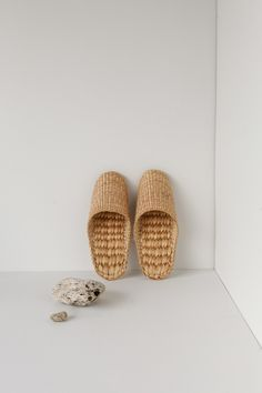 Handwoven House Shoes