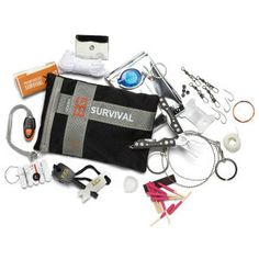 The Gerber Bear Grylls Ultimate Kit model 31-000701 is designed to provide the most useful basic survival gear in a compact package. This kit allows you to hope for the best while preparing for the re