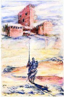 El Quijote ilustrado por la editorial Linteo