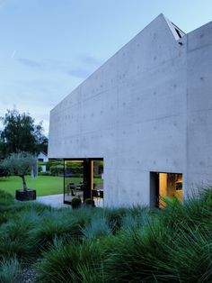 2LB House by Raphaël Nussbaumer Architectes