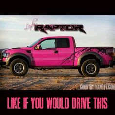 Yes, I would drive this!!