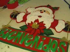 imagenes de navidad de foami - ImagenesHIP.com
