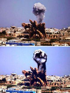 Un Mundo en Paz: Conmovedor mensaje de artistas palestinos