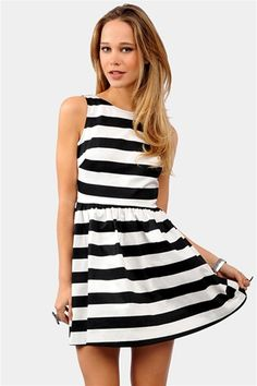 Cute. Classic dress