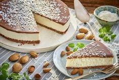 Sprawdzone przepisy na ciasta bez pieczenia! Może skusisz się na pyszną tartę, sernik, torcik z owocami lub cytrynową piankę? Tiramisu, Pancakes, Cooking Recipes, Breakfast, Ethnic Recipes, Food, Cake, Morning Coffee, Eten