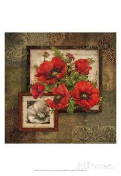 A Flower's Secret Láminas por Janet Stever en AllPosters.es