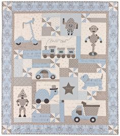Play Days by Bunny Hill Designs. LOVE!