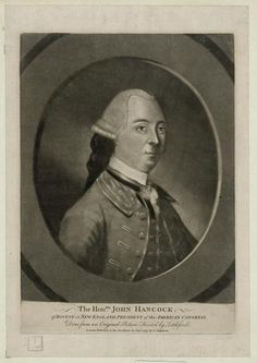 October John Hancock resigned as President of the Continental Congress. John Hancock, Sea To Shining Sea, Past Present Future, All Hero, Founding Fathers, American Revolution, Old Pictures, Giclee Print, History
