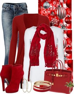 Lovely Christmas outfit