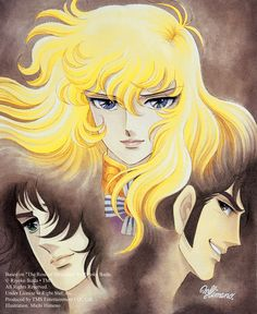See all 40 episodes of #anime 'The Rose of Versailles'    What will happen to Oscar and Marie Antoinette amidst France's political divide?