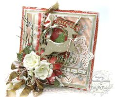 Frilly and Funkie - Pamellia Johnson - My Little Craft Things