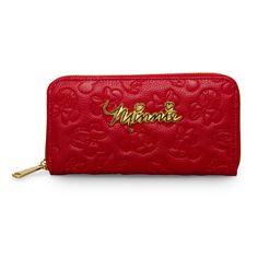 Minnie Mouse Red Embossed Zip Wallet - Disney - Brands. $38.00