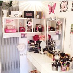 This is a lovely #beautyroom
