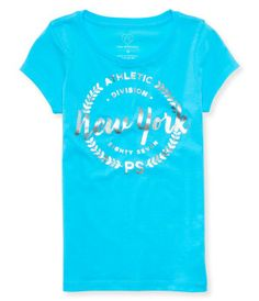 Kids' New York Athletic Graphic T -