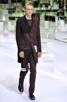 Dior Homme Summer 2014 – Look 3. Discover more on www.dior.com