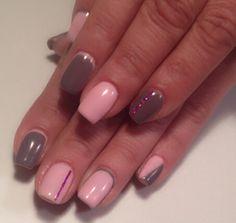 Pink vs Grey
