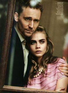 Cara Delevingne & Tom Hiddleston for Vogue US May 2013 by Peter Lindbergh.jpg