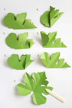 Craft With Conscience: Corrie Beth Hogg + Tutorial! Crepe Paper Flowers Tutorial, Rolled Paper Flowers, Paper Flower Art, Paper Flowers Craft, Paper Leaves, Flower Crafts, Diy Flowers, Giant Paper Flowers, Paper Plants