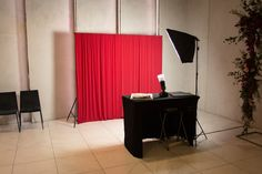 Photo Booth Setup