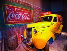 world of coke, coca-cola museum atlanta
