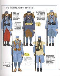 Old Warrior, Great Warriors, Ww2 Uniforms, Army Uniform, French Army, World War One, War Machine, Dieselpunk, Troops