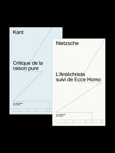 nizarkazan:  La compagnie des forêts Visual identity (for a fictitious book editor) in use: Lausanne Regular (coming soon) Nizar Kazan