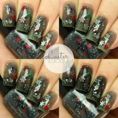 Luster Lacquer: Doctor Lacquer - Idioms Come But Once A Year Holiday Collection