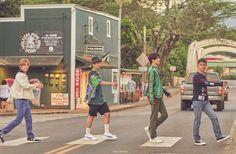 Suho, Xiumin, Sehun, D.O - 190911 Fourth official photobook 'PRESENT ; the moment' Credit: luvfor_m. Exo Xiumin, Kpop Exo, Park Chanyeol, Exo Wallpaper Hd, Exo Group, Exo Lockscreen, Do Kyung Soo, Exo Members, Chanbaek