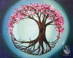 PUBLIC: Tree of Life in Summer **New Art** | 8/10/2016 - Ann Arbor, MI