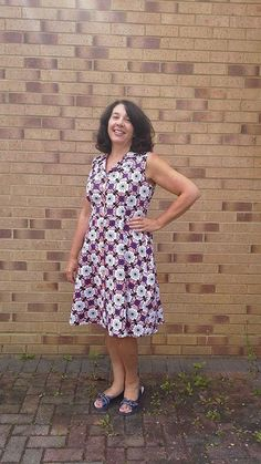 Vintage Shirt Dress Competition: Your Entries and the Winner