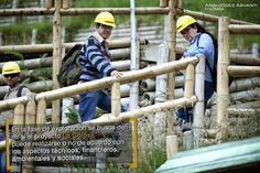 En la fase de exploración se busca definir si el proyecto La Colosa puede realizarse o no de acuerdo con los aspectos técnicos, financieros, ambientales y sociales.