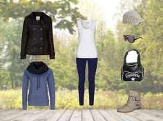 stylish autumn women outfit