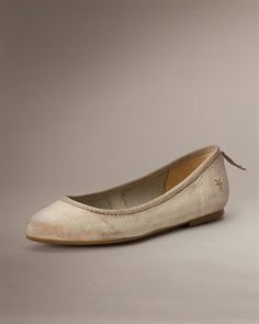 REGINA BALLET by Frye. I pretty much want all of these.