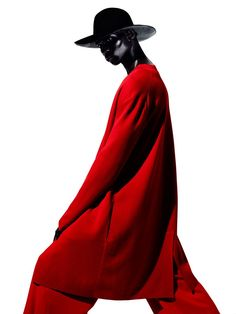Fernando Cabral - Daniel Sannwald - Arena Homme + - 2011 eds) Fashion 2017, High Fashion, Style Noir, Red Style, Vogue, Foto Art, Fashion Poses, Monochrom, Black Models