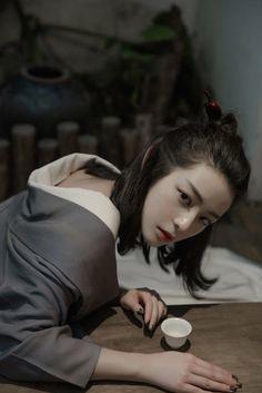 Traditional clothing special style, beautiful girl and model, include china, korea, japan tradition style Geisha, Sarada Uchiha, Asian Cute, Ancient Beauty, China Girl, Japan Girl, Hanfu, Japan Fashion, Girl Model