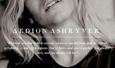 Aedion Ashryver + Quotes