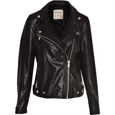 Pull & Bear Faux Leather Biker Jacket and other apparel, accessories and trends. Browse and shop 9 related looks.