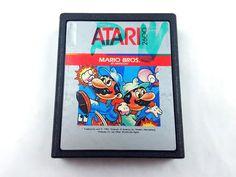 UncleZekes.com - Mario Bros Atari 2600 1983