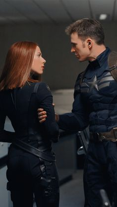 Romanogers All The Way ⍟ ⧗ — tvsedit: Black Widow and Captain America like or. Black Widow Drawing, Black Widow Tattoo, Captain America Winter, Captain America And Bucky, Captain America Aesthetic, Captain America Drawing, Captain America Black Widow, Black Widow Scarlett, Black Widow Movie